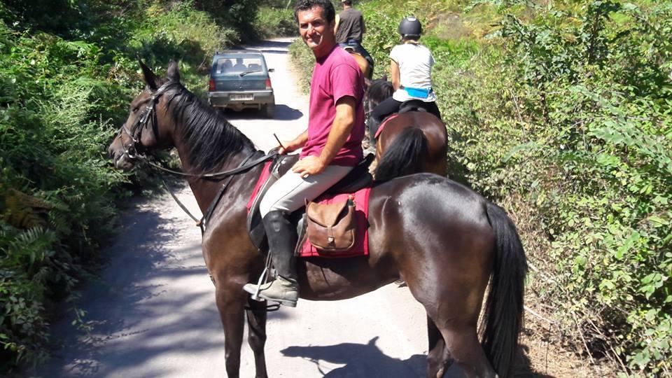 Passeggiate a cavallo centro ippico a manziana - Avere un cavallo ...