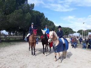 stella ragazze a cavallo